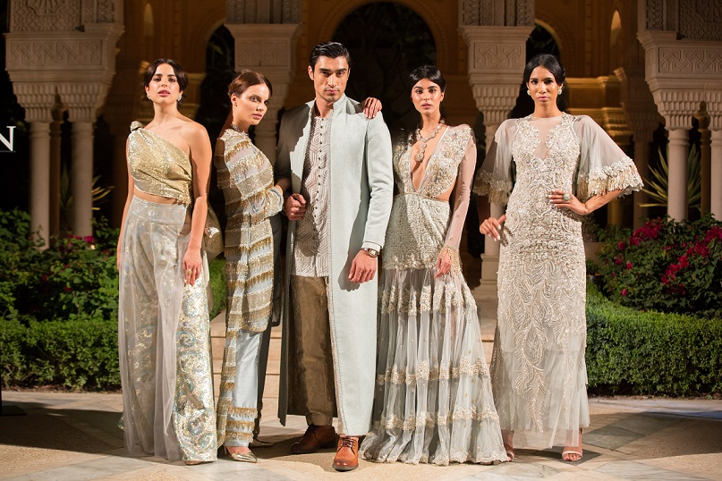 Mirage Summer Couture Collection by Faraz Manan