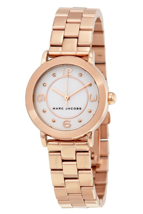 Marc Jacobs Ladies Riley Bracelet Watch