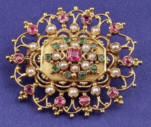 Timeless Brooches