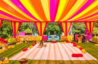 10 Wonderful Themes to Consider for Your Mehendi