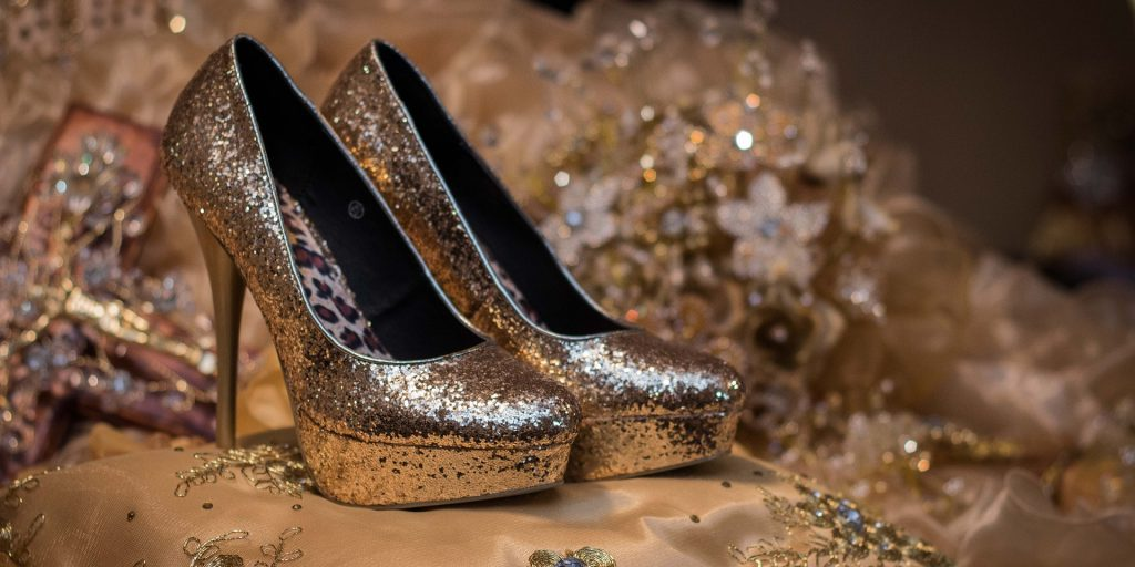 Six Tips To Buy That Perfect Wedding Footwear!
