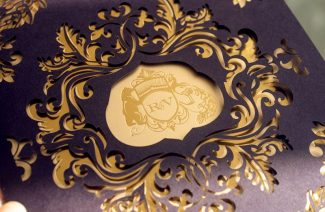 Laser Cut Invitation Ideas For This Wedding Season
