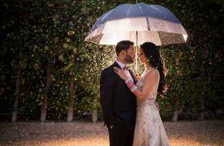 6 Tips To Handle Rain On An Outdoor Wedding Venue