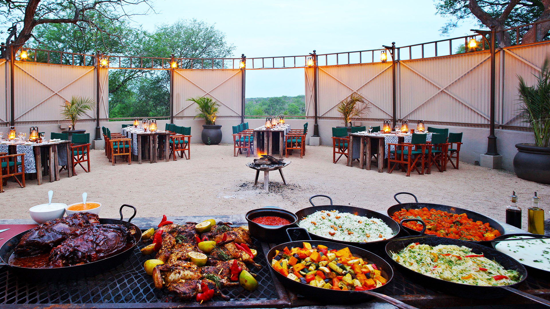 Weddings Around The World: African Wedding Food That Puts Ours To Shame!