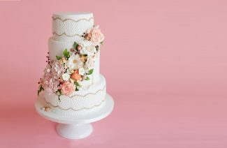 Wedding Cakes That Are Almost Too Pretty To Eat