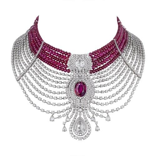 The Reine Makeda Necklace