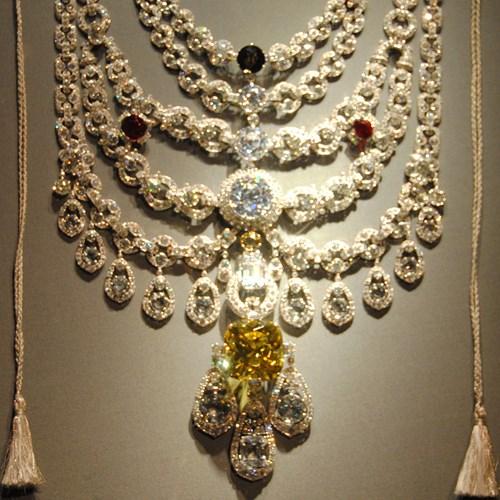 Cartier's Patiala Necklace