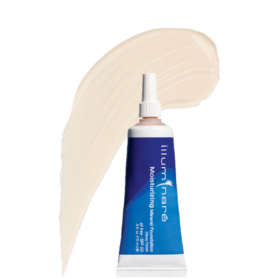 Illuminare Moisturizing Mineral Foundation, $29.00