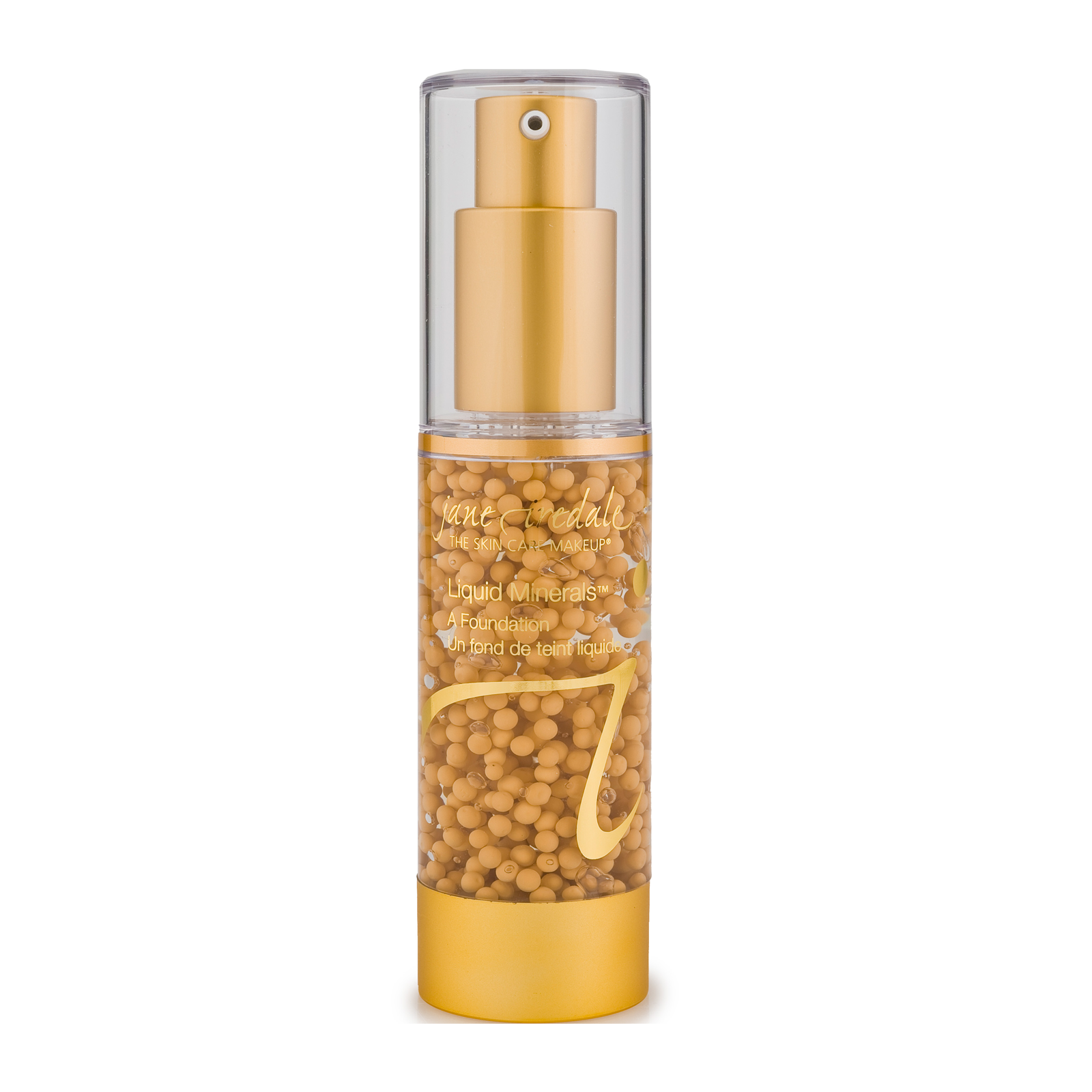 Jane Iredale Liquid Minerals Foundation, $52.00
