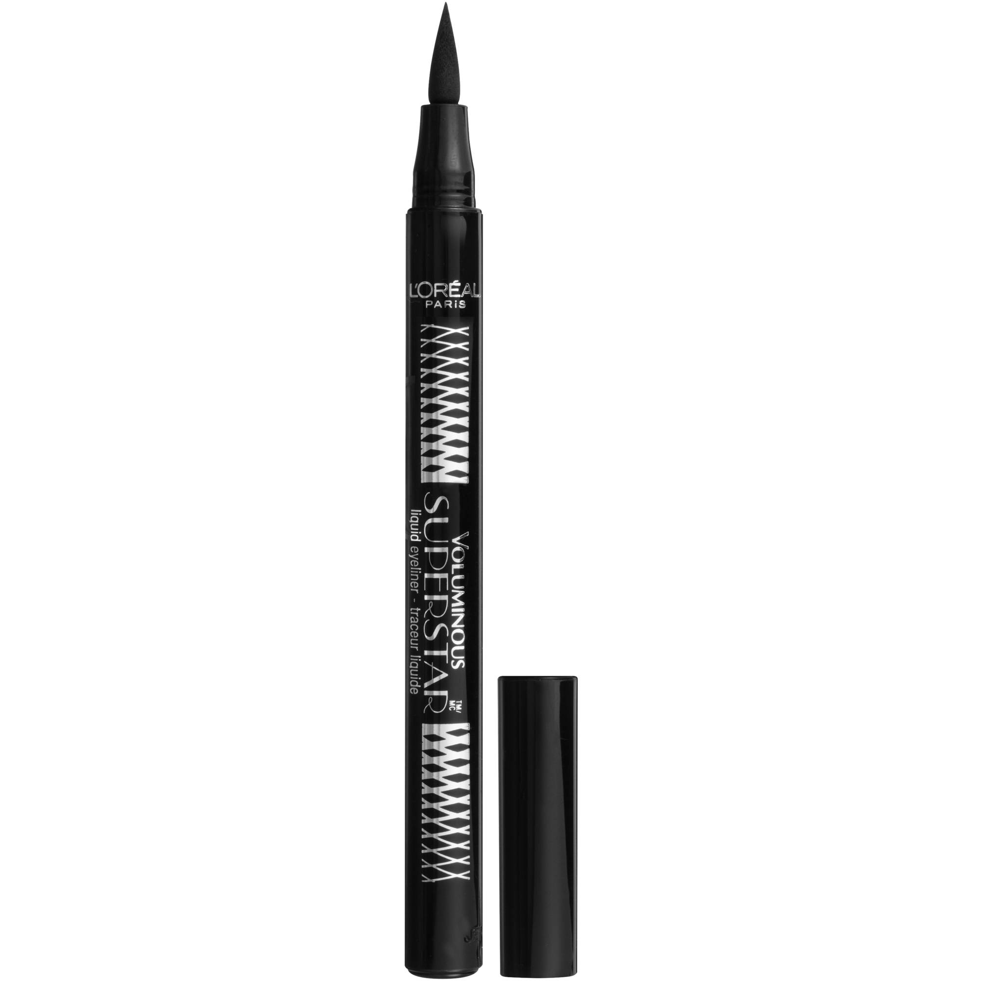 L'Oréal Paris Voluminous Liner Noir Liquid Eyeliner Pen. $9.99