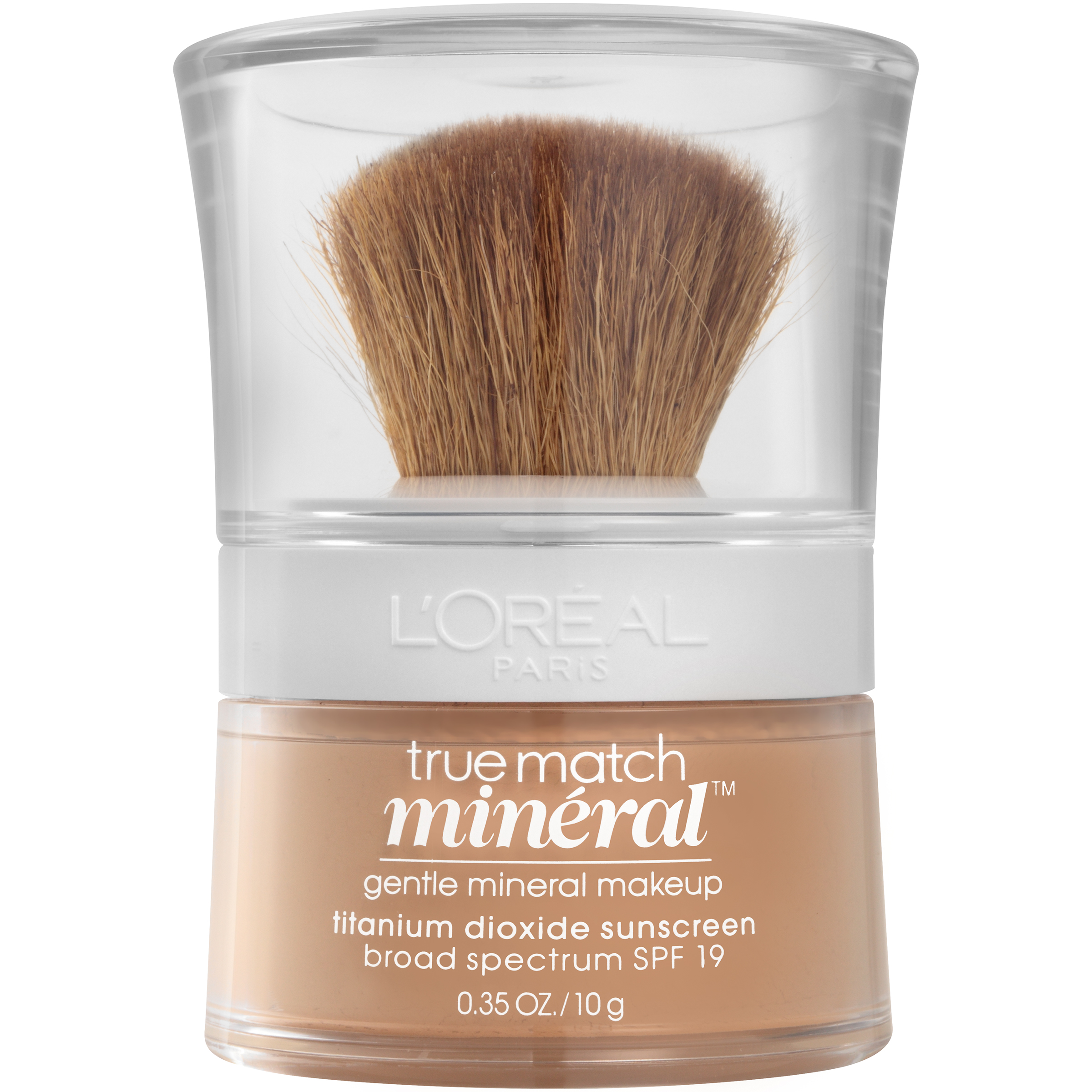L'Oréal Paris True Match Naturale Mineral Foundation, $15.95