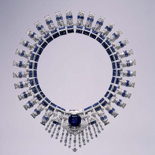 Marjorie Merriweather Post's Art Deco Necklace