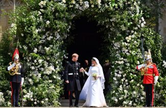 All You Need To Know About The Royal Wedding Décor!