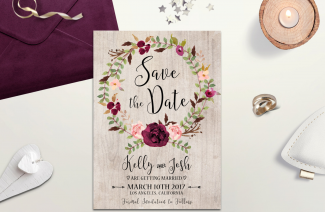 12 Beautiful 'Save The Date' Invites If RSVP Trends In Pakistan