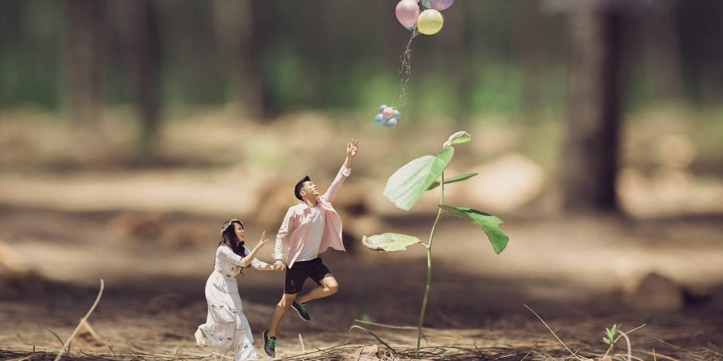 Miniature Wedding Photography is a Thing and People Are Going For It