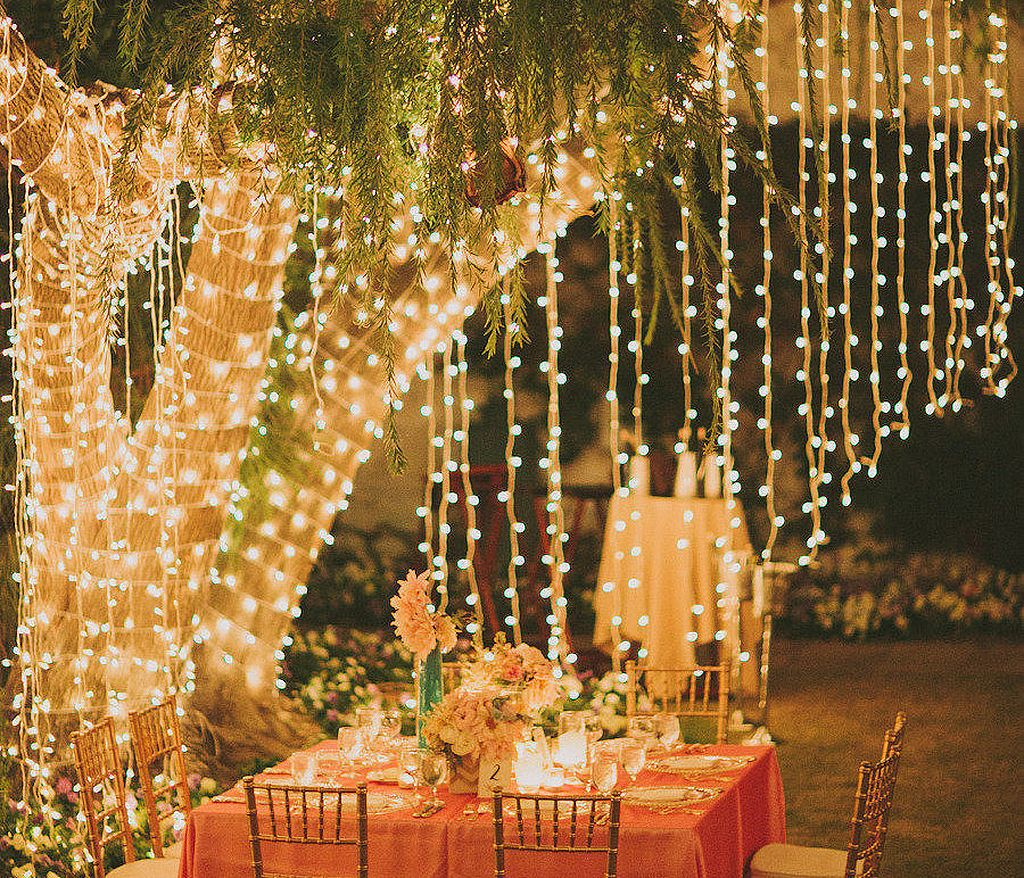 Statement Lighting Ideas For Your Big Day