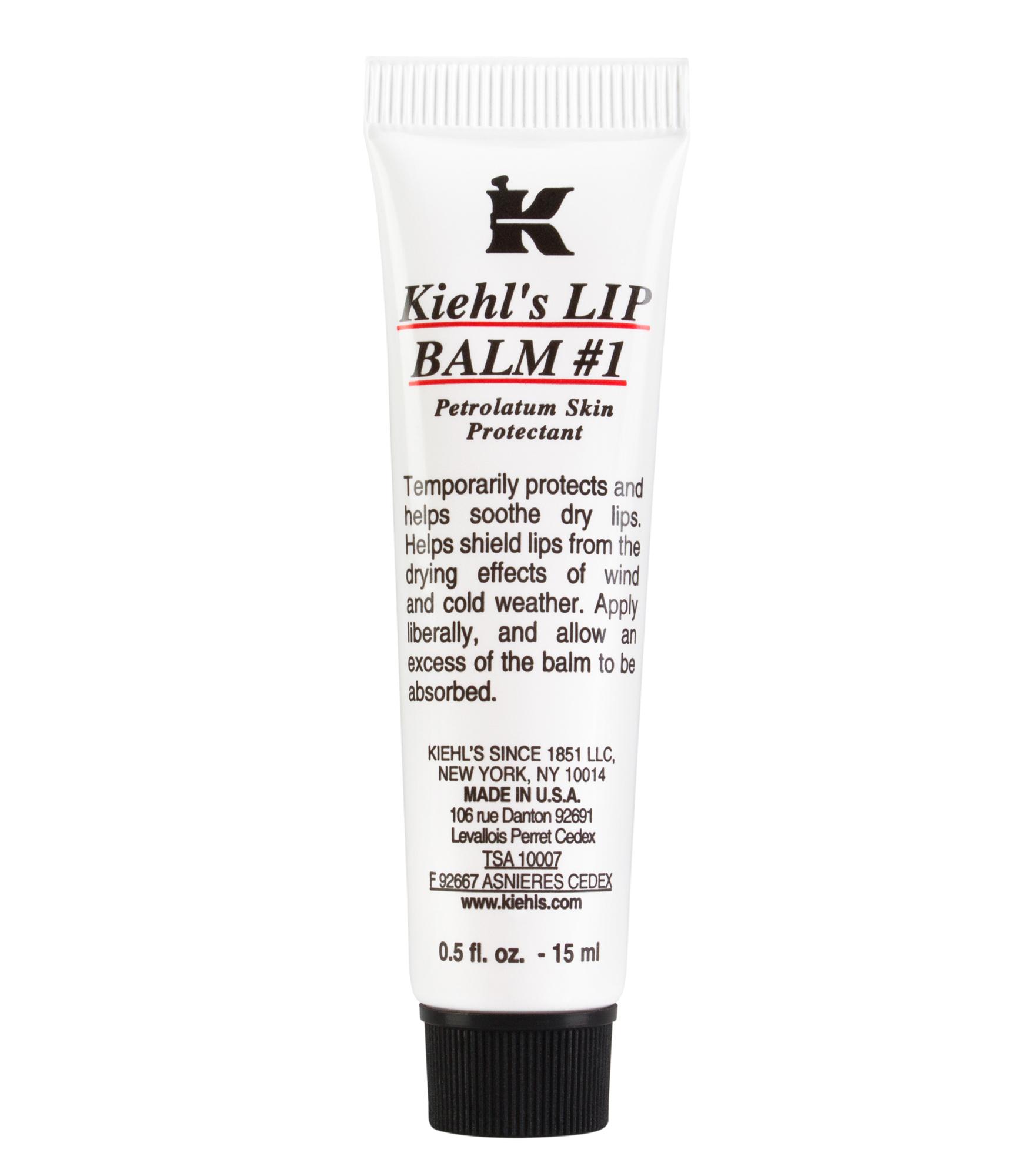 Kiehl's Lip Balm, $9.50