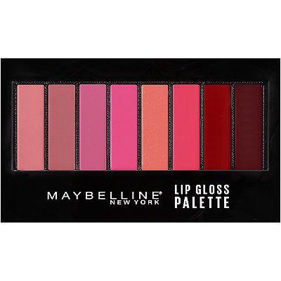 Maybelline LipStudio Lip Palette, $9.99