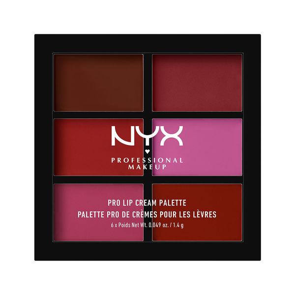NYX Professional Makeup Lip Cream Palette, $12.00