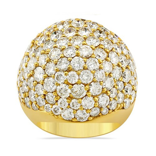 Men's Diamond Pinky Ring