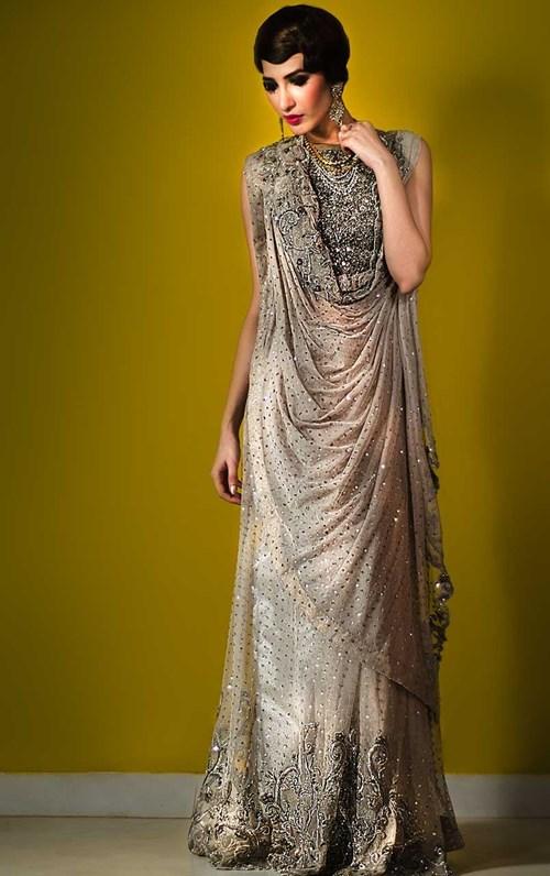 Twilight Sari – Tena Durrani