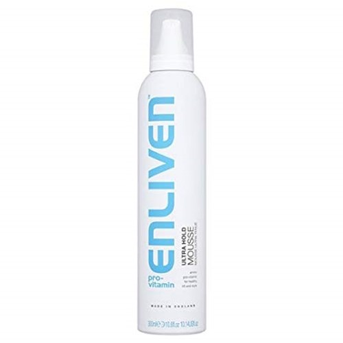 Enliven pro vitamin ultra hold mousse, $1.46