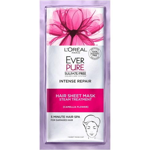 EverPure Intense Repair Hair Sheet Mask, $4.49