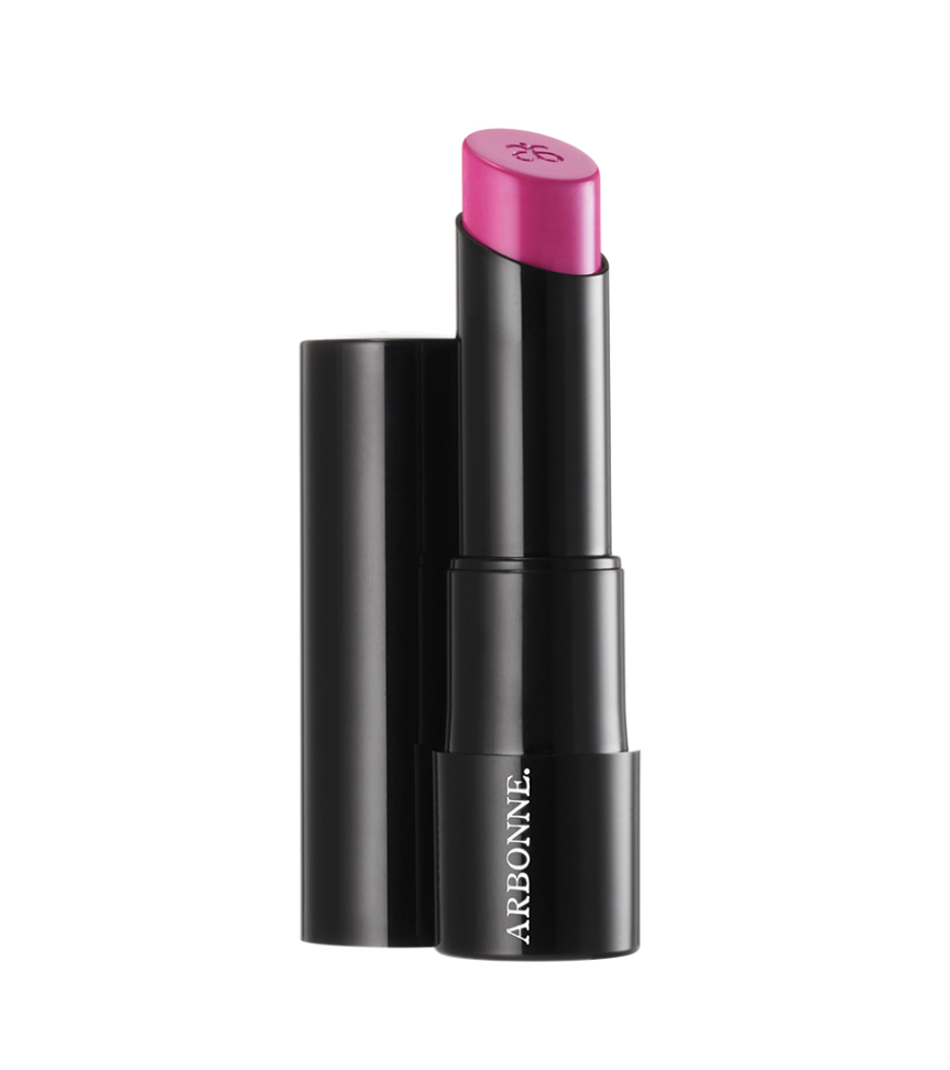Arbonne Smoothed Over Lipstick – Camellia, $27.88