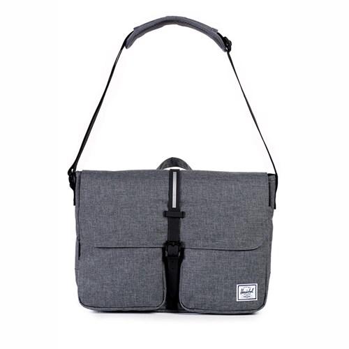 Charcoal Messenger Bag - Herschel Supply Co.