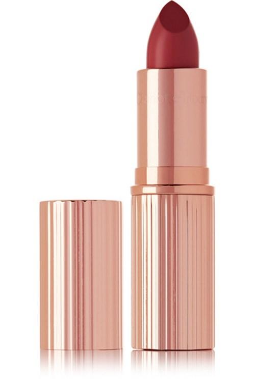 Matte Revolution Lipstick, Charlotte Tilbury, $37