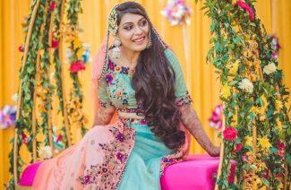 Embrace Floral Wreath On Your Wedding Venue?