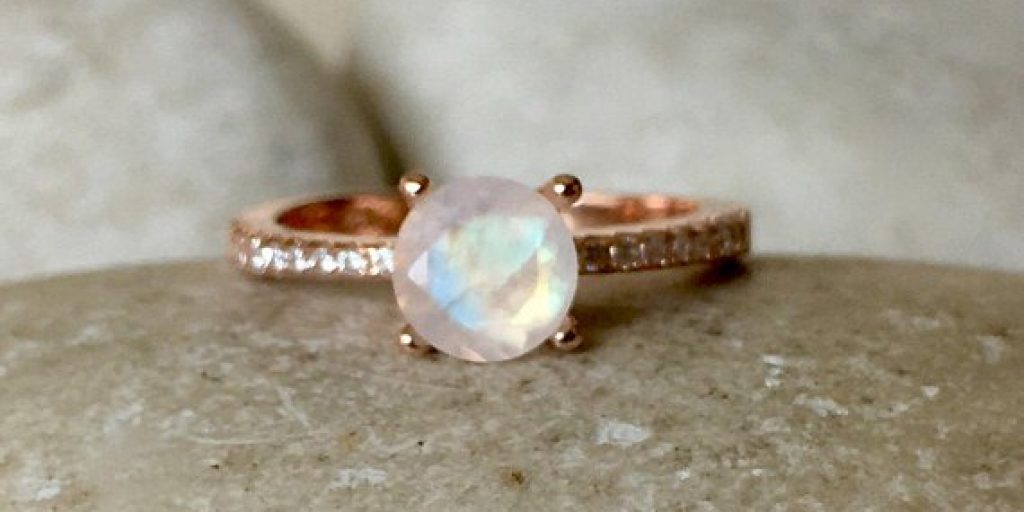 These Rings Are Proof Of Why Diamond and Moonstone Rings Are Going To Be The New Craze!