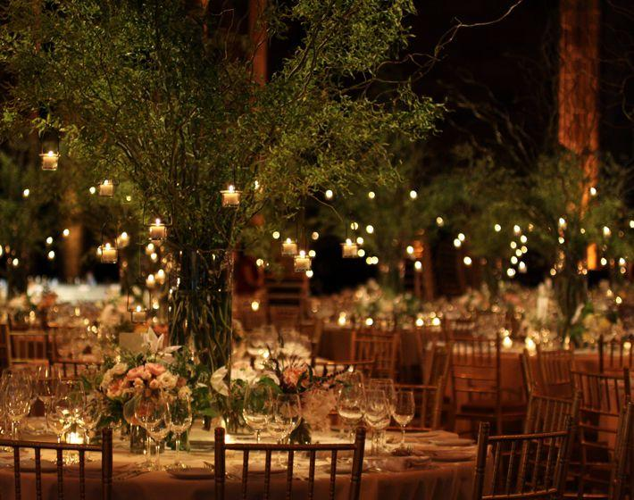 5 Ways To Add Trees In Your Wedding Décor