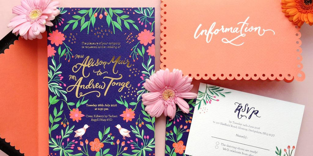 What Should Your Invites Actually Say?