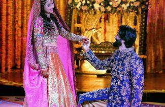 The Secret To Stunning Indoor Wedding Photos