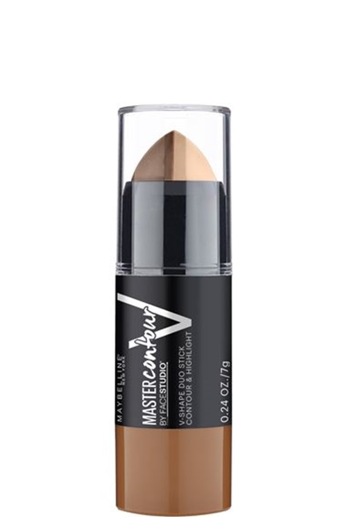 Maybelline New York Face Studio Master Contour & Highlight V-Shape Duo Stick, $8.99