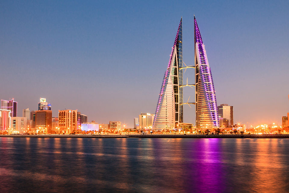 8.	Bahrain, Middle East