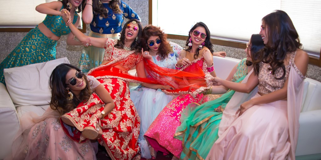 9 Reasons You Need to Have Your Very Own Bridal Squad!
