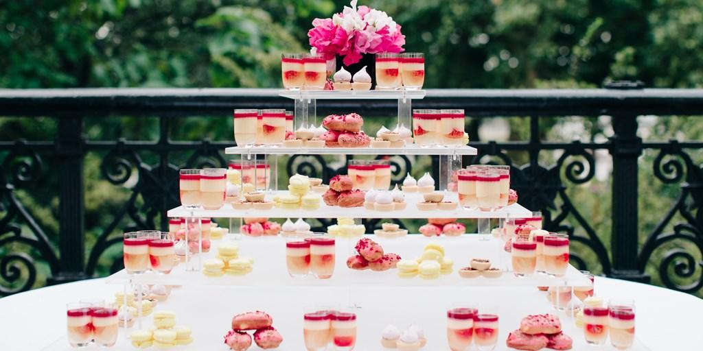 Unique Bite Size Desserts You Should Have At Your Wedding