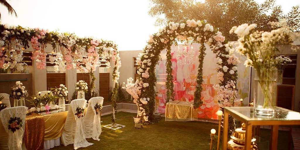 Six Amazing Bridal Shower Themes Will Make You Wish to Say 'Qabool Hai'