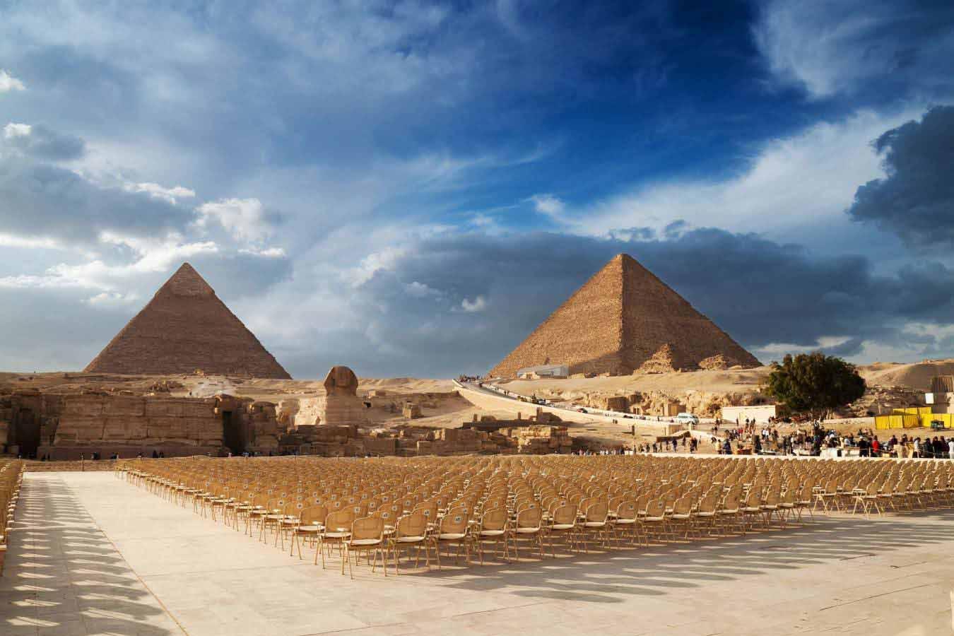 2.Cairo, Egypt