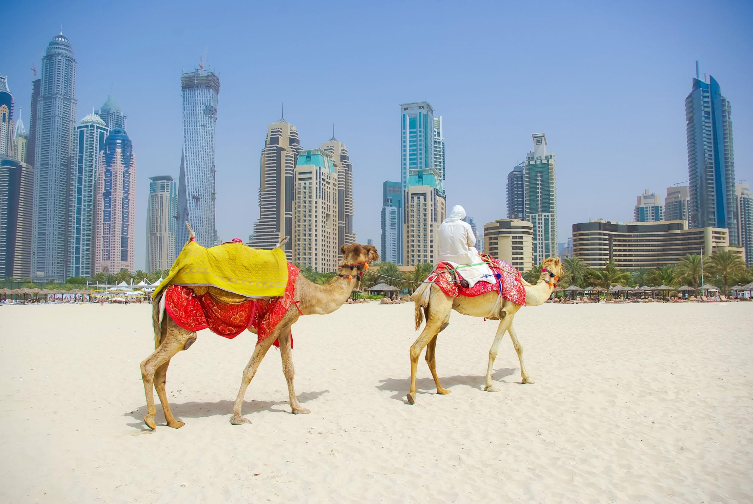 3.Dubai, UAE