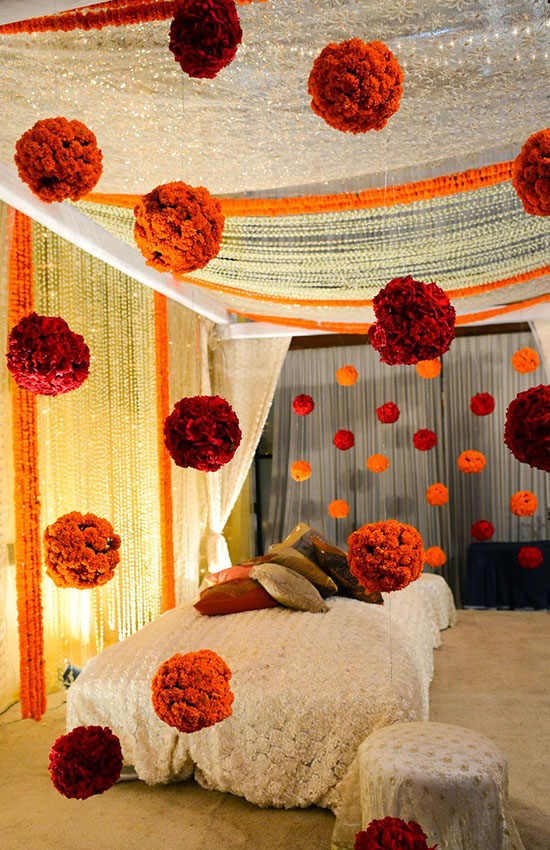 13.Floral Balls