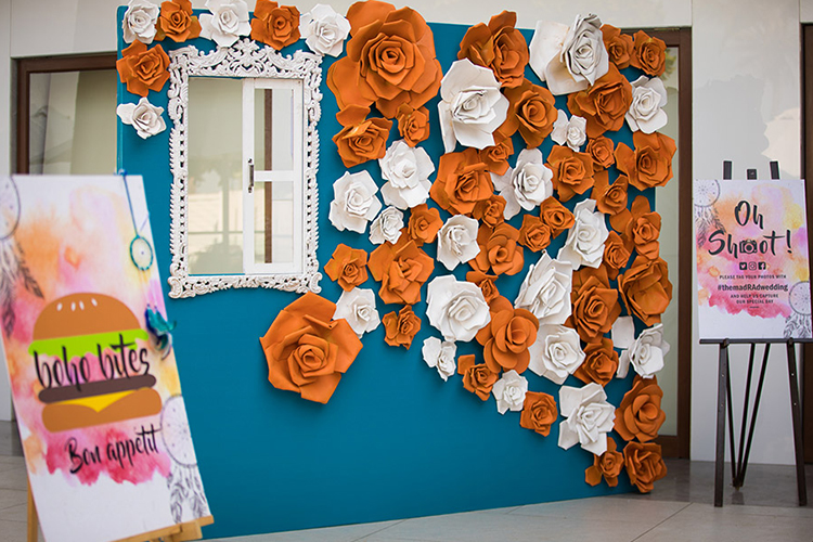 11.	Faux Flowers  Booth: