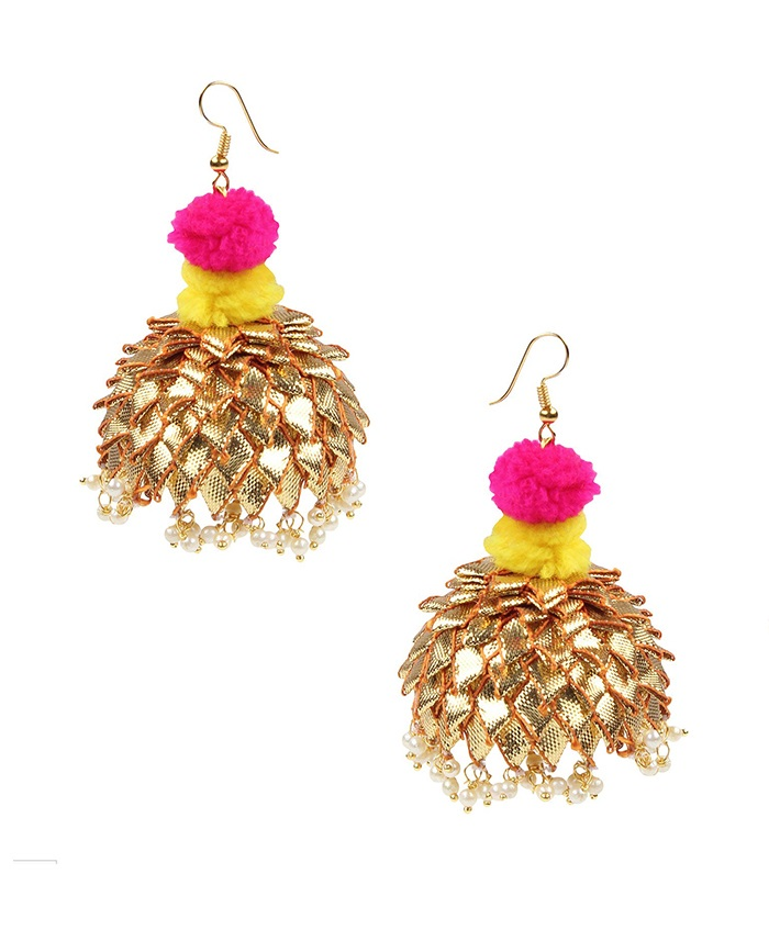 Gota Earrings