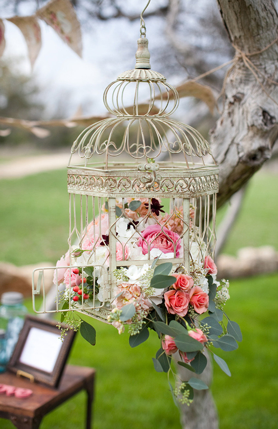 20.A New Way to Use Birdcages