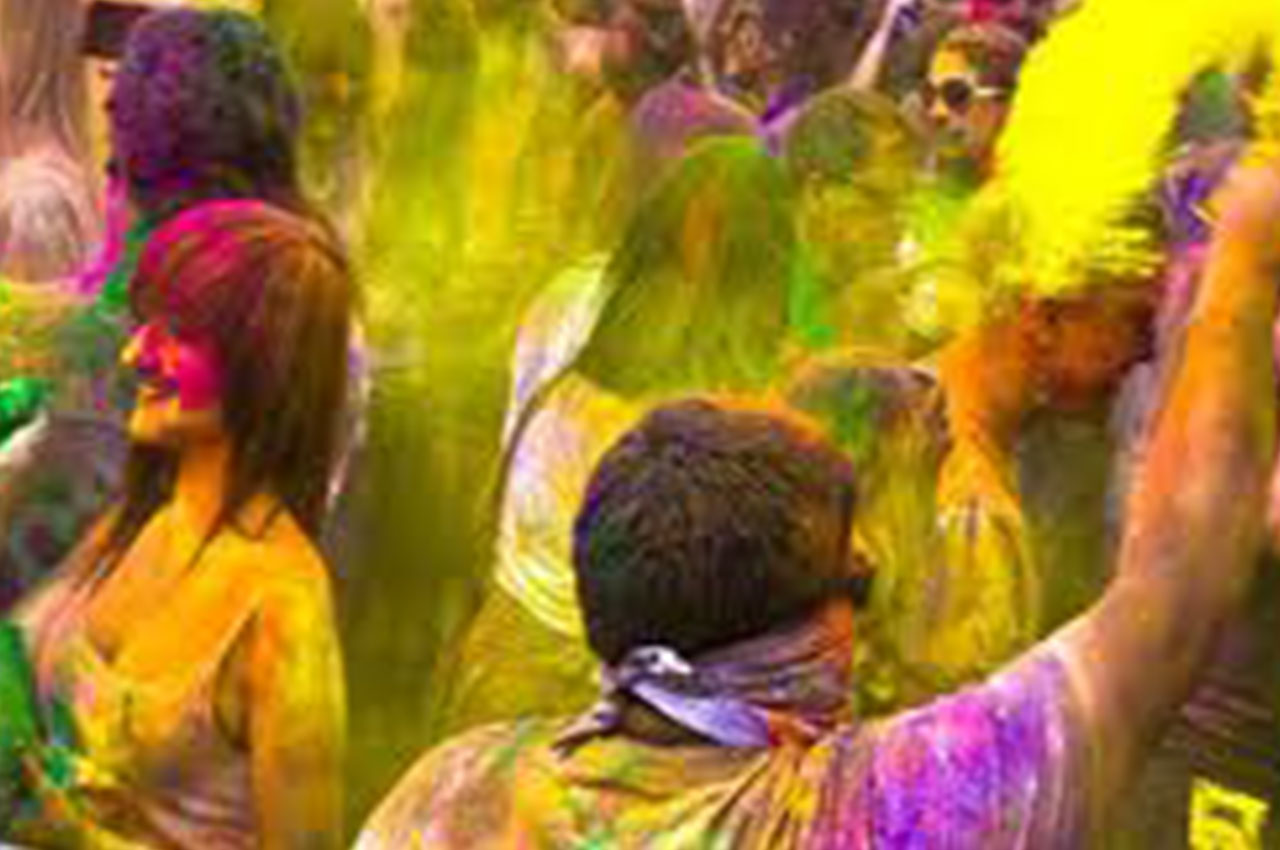 The Holi Madness