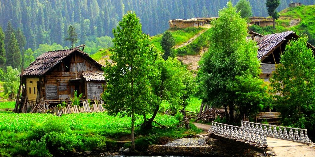 6 Romantic Honeymoon Destinations in Pakistan to Escape After the Wedding Hassle