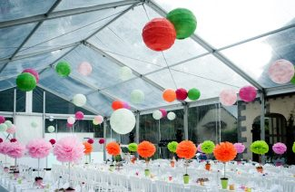 This Is How You Nail Paper Décor On Your Wedding!