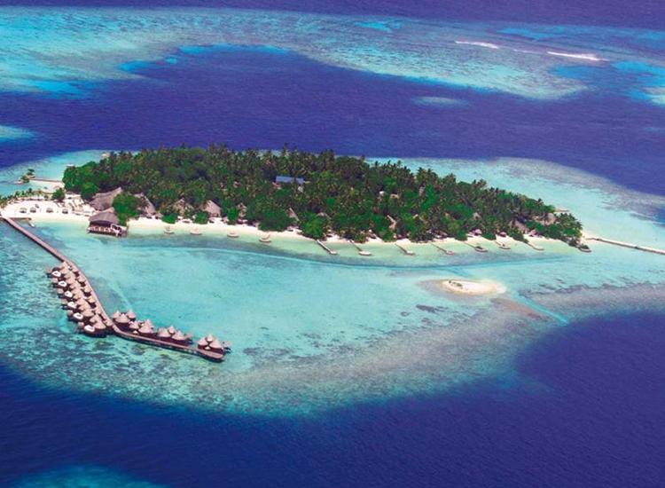 7.Island Honeymoon